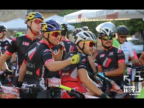 VÍDEO: Algunas imágenes de la XXIV Ruta MTB Ciudad de Lucena organizada por La Relenga