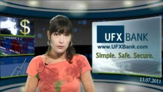Forex - UFXBank -L'actualité des devises en bref -13-Jul-2011