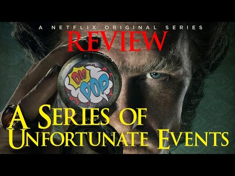 Netflix A Series of Unfortunate Events Review | DIS POP | 01/21/17