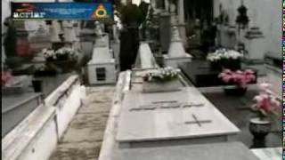 VISITA AO TÚMULO DE TANCREDO NEVES por Emanuel Messias - Cataguases MG