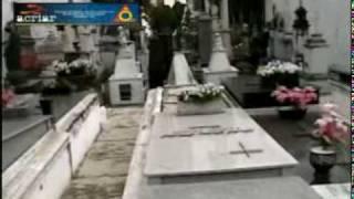 VISITA AO TÚMULO DE TANCREDO NEVES por Emanuel Messias - Cataguases MG