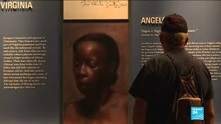 Archaeologists search for Angelo, one of America's first female slaves