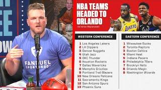 Breaking Down The NBA's 22 Team Season