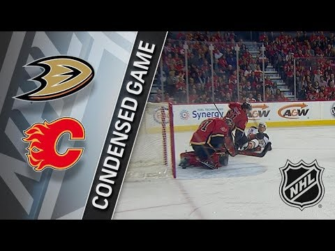 Anaheim Ducks vs Calgary Flames – Mar. 21, 2018 | Game Highlights | NHL 2017/18. Обзор