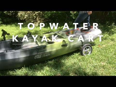 Repeat Fastest Pedal Drive Fishing Kayak? 2020 Old Town