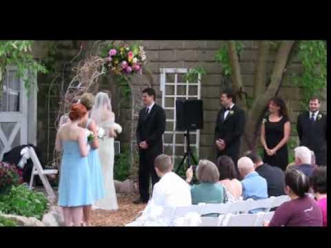 Tara Florist - Blue Dress Barn Wedding