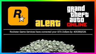 Rockstar Made Some HUGE Changes To GTA 5 Online That Could Effect Your Money & Much MORE! (GTA 5)