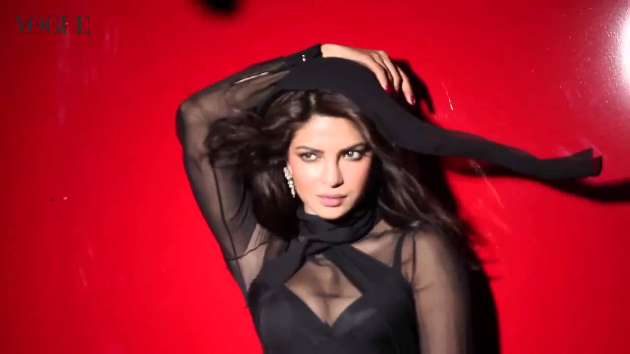 Vogue Diaries - Behind The Scenes With Priyanka Chopra -6104