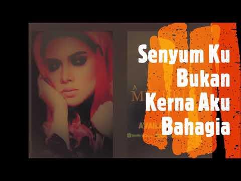 Free Download Alyah - Meluruh (lirik) Audio Karaoke Mp3 dan Mp4