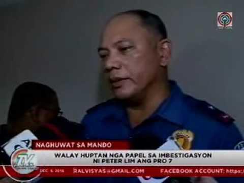TV Patrol Central Visayas - Dec 6, 2016