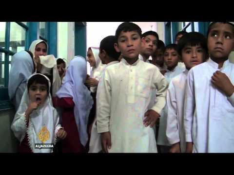 Measles vaccination accelerated in Pakistan