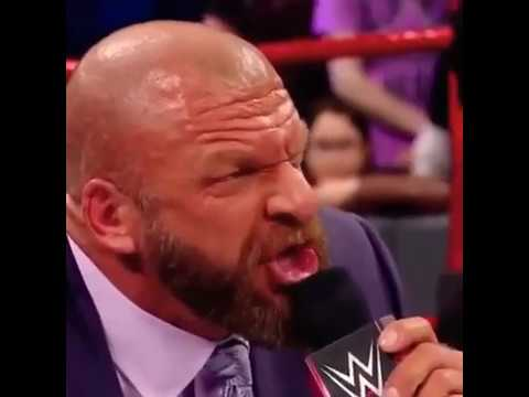 Triple H gives Seth Rollins some success tips (FUNNY)