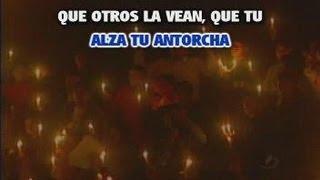 Alza Tu Antorcha | Karaoke Adventista