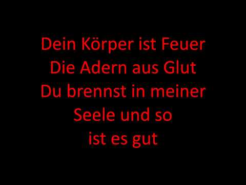Eisbrecher rot wie die liebe (acoustic cover by daria trusova).