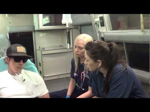 Four EMTs, One Patient Assessment