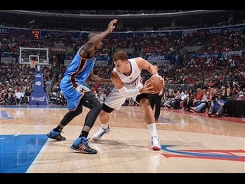 Thunder vs. Clippers: Game 4 Highlights