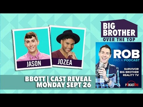 Big Brother Over The Top Cast Assessment Preview | BBUS BBOTT Pre-Season Special | Sept 26, 2016