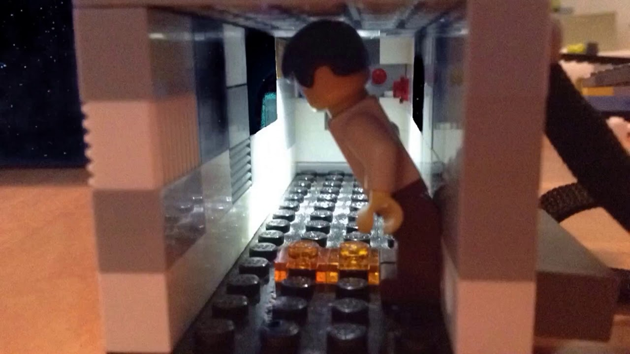 Lego stop motion video(3)