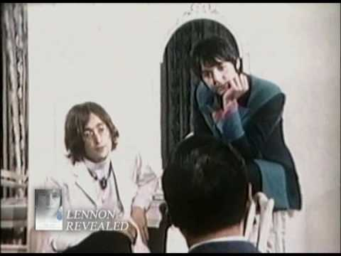 Paul McCartney & John Lennon 1968 Full Interview