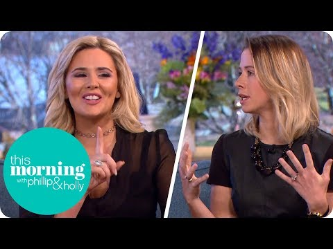 The 'Are Housewives Lazy?' Debate Gets Heated | This Morning