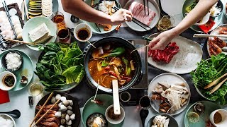 Behind the Scenes of Melissa King&#39;s Hot Pot Party | Sunset<