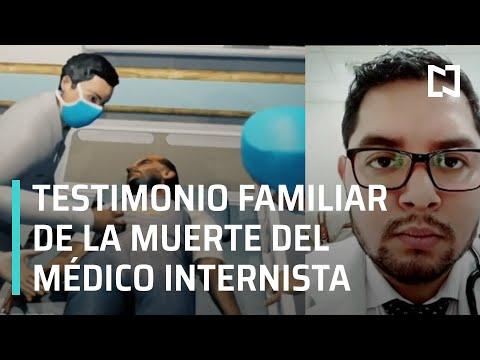Muere médico internista en hospital de Ecatepec | Denuncian negligencia médica - En Punto