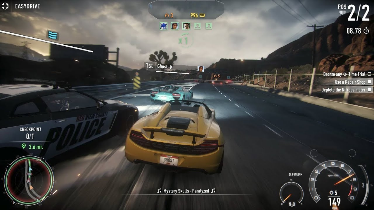 Need for Speed Rivals - READ BEFORE STARTING GAME SUPER BUGGY
