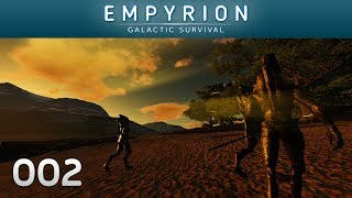 EMPYRION [002] [Ekelhafte Spinnen & fiese Aliens!] [S01] Let's Play Gameplay Deutsch German thumbnail