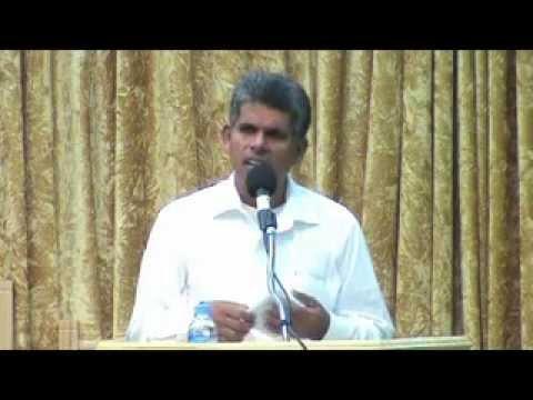 2012 Part 01 Bible Class Pastor Benison Mathai