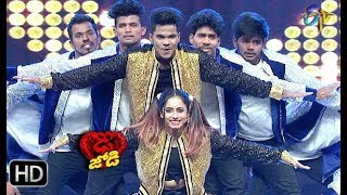 Kanha and Keshavi Performance | Dhee Jodi | 5th December 2018 | ETV Telugu