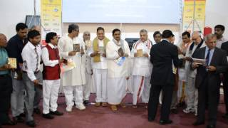 Sh. Tanikella Bharani PYASA at 4th World Telugu Literature Conference in London