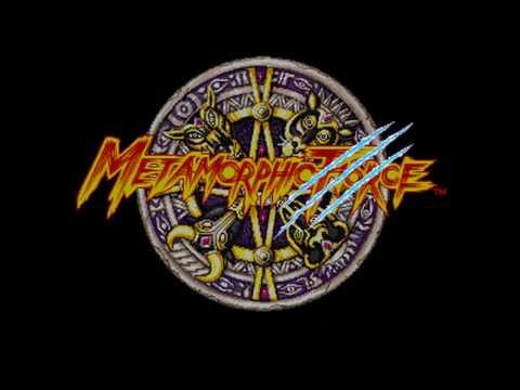 Metamorphic Force OST - Stage 1 BGM [HQ]