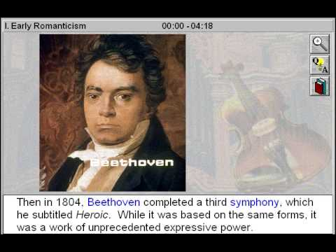 Music and Early Romanticism (Romanticism to Contemporary Period Part 1)