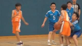 EC vs 保良局共黃永樹 (學界籃球賽2017)
