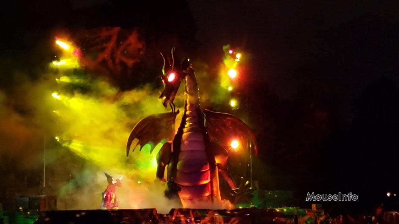 Roblox Disneylands Fantasmic Youtube 2019 Full Fantasmic At Disneyland Youtube