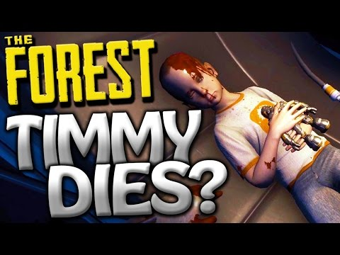 The Forest | IS OUR SON TIMMY DEAD? STORY MODE ENDING! VAULT OPEN! | Update 0.50 Gameplay | S2 EP29