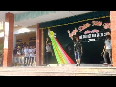 HELLO VIET NAM 12A2 THPT NGUYEN DU THAI BINH