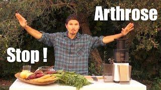 Soignez définitivement l'arthrose en 30 min + le jus des cartilages - www.regenere.org