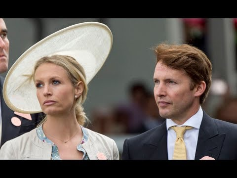 James Blunt Wife Sofia Wellesley