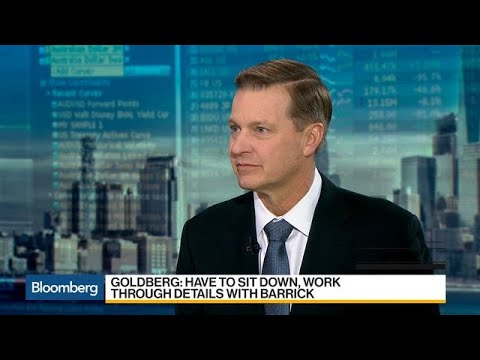 Newmont CEO Explains Barrick Gold Joint Venture Proposal