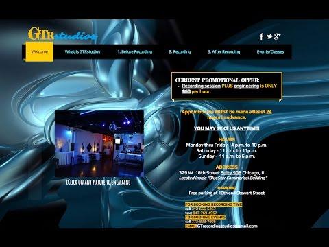 GTR Music Studio - Chicago
