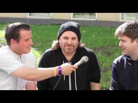 7 Seconds/Chixdiggit {Kevin Seconds & KJ Jansen} Interview - Pouzza Fest 2014