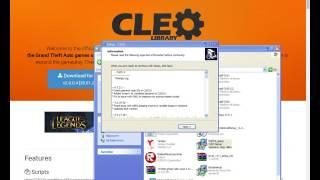 Cleo 4'ü Nasıl İndirmeliyiz (Gta san Andreas)