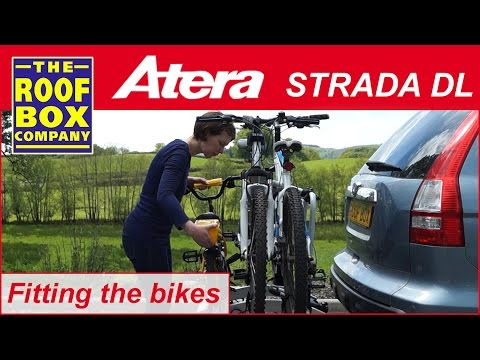 atera strada dl 2015 fitting guide how to fit the bikes youtube. Black Bedroom Furniture Sets. Home Design Ideas