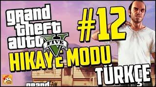 GTA 5 TÜRKÇE ALTYAZILI HİKAYE MODU PC #12 Psikopat Trevor (60FPS)