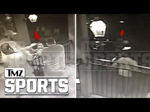 Trevone Boykin Bar Fight Video -- Cops Take Him Down | TMZ Sports