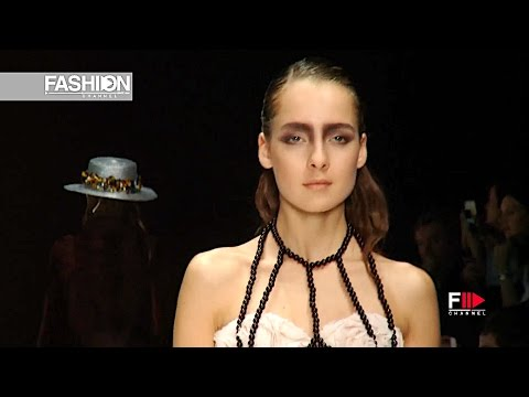 BELLA POTEMKINA Moscow Spring Summer 2017 - Fashion Channel