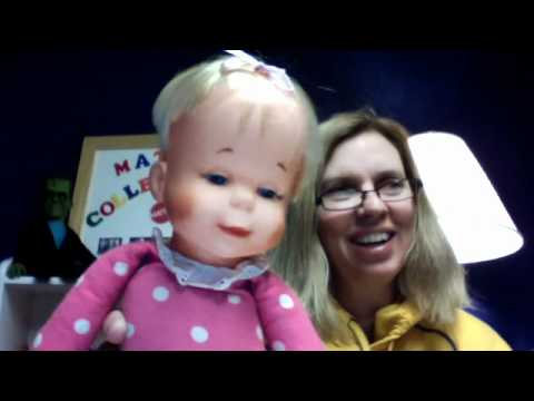 Drowsy Doll Talking With Terri Youtube