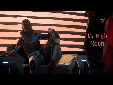 Mass Effect Andromeda - High Noon (different outcomes)