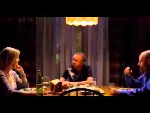 Breaking Bad Hysterically great Dinner Scene from Season 5 - Best of Jesse Pinkman